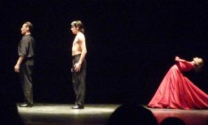 Tango Kinesis