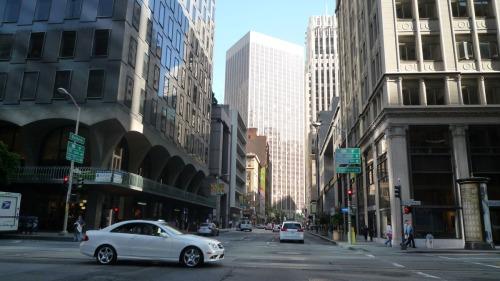Financial district en San Francisco