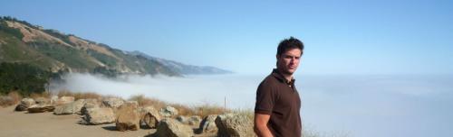 Ramiro y el mar de nubes.