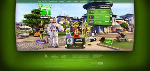 Planet 51 Online